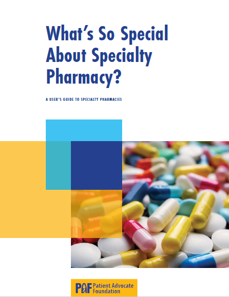 What's So Special About Specialty Pharmacy?